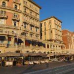 Lungo Mare Via Partenope Napoli