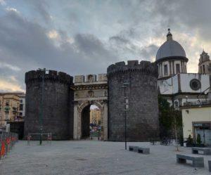 Porta Capuana la porta di accesso al Centro Storico
