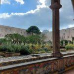 Giardino del Chiostro di Santa Chiara