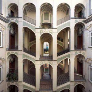 Palazzo San Felice al Rione Sanità
