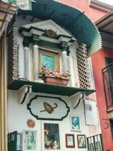 Edicola votiva San Gennaro