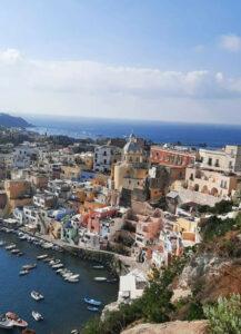 Isola di Procida capitale della cultura la Corricella