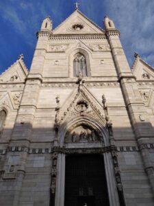 Il Duomo di Napoli oggi