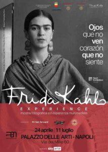 Frida Kahlo a Napoli la sua mostra al Pan
