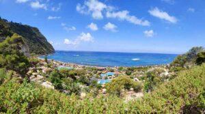 L'Isola d'Ischia il parco termale dei Poseidon